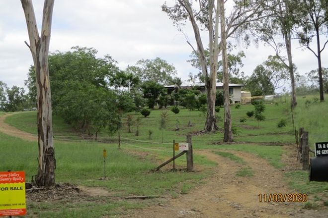 Picture of 92 Gentle Annie Road, BOYNE VALLEY QLD 4680