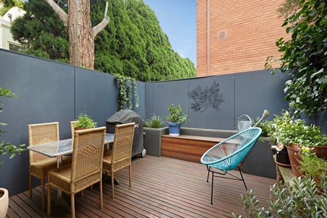 Picture of 5/45 Rockley Road, SOUTH YARRA VIC 3141