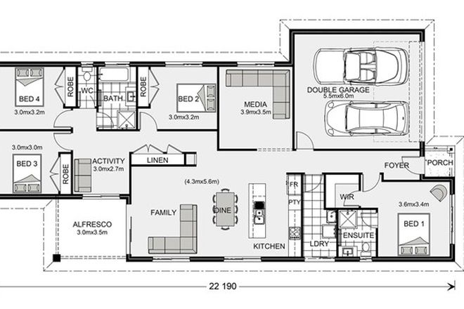 Picture of LOT 1418 Ackerman Street, ARMSTRONG CREEK VIC 3217