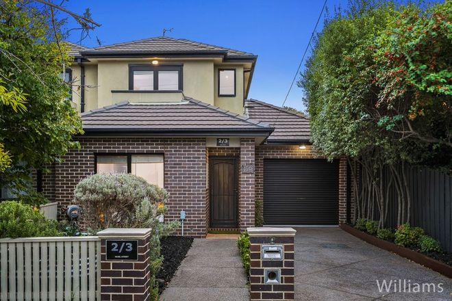 Picture of 2/3 Basil Street, NEWPORT VIC 3015