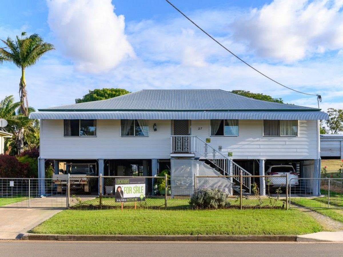27 Gladstone Street, Mount Larcom QLD 4695, Image 0