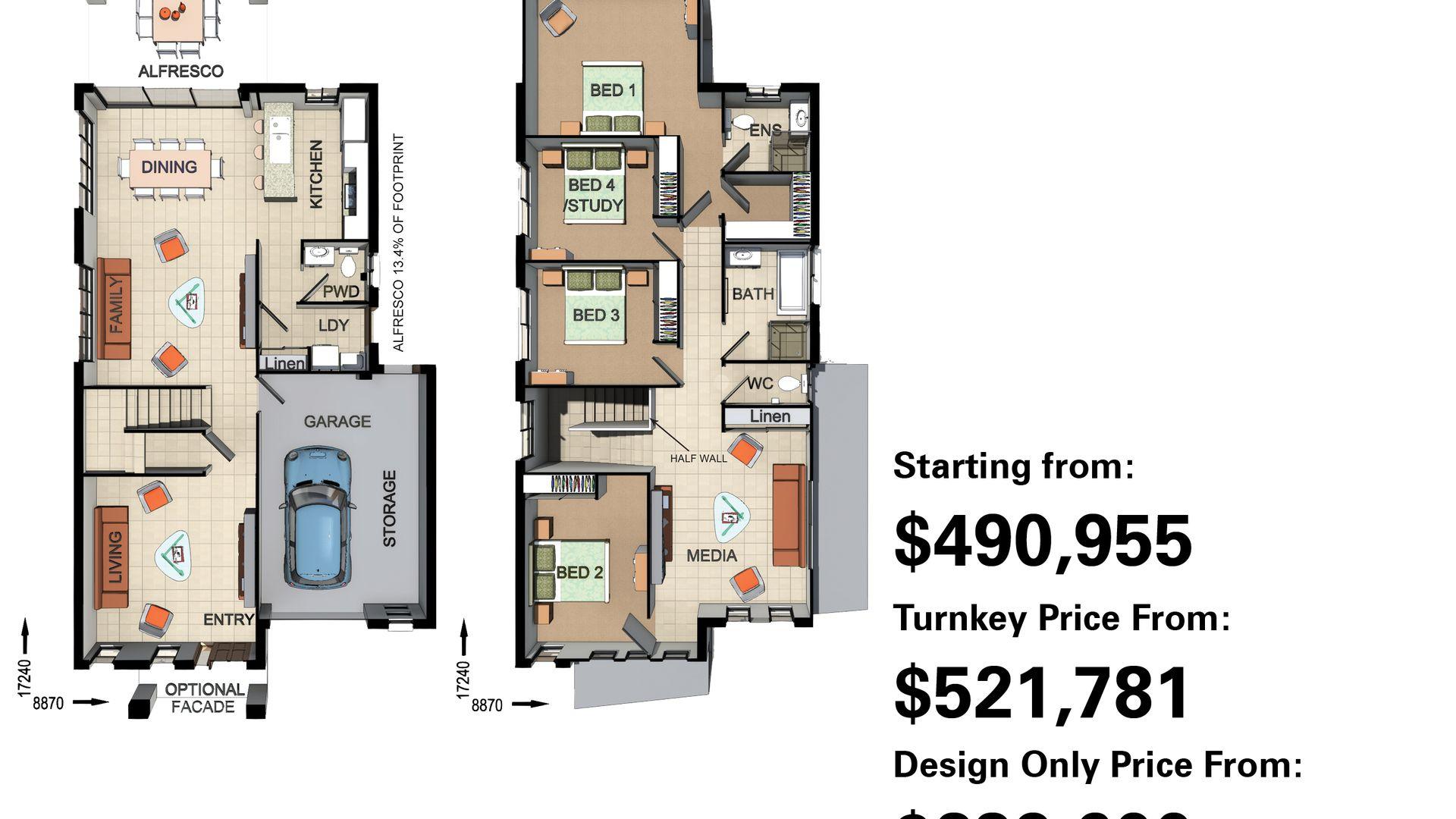 Lot 120 Weedbrook Street, Solander Estate, Park Ridge QLD 4125, Image 1