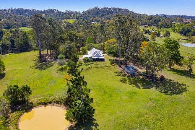 Picture of 1485 Cooroy Belli Creek Road, RIDGEWOOD QLD 4563
