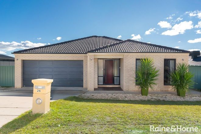 Picture of 26 Melaleuca Drive, FOREST HILL NSW 2651