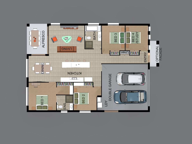 Lot 31 Deborah Court, Andergrove QLD 4740, Image 1