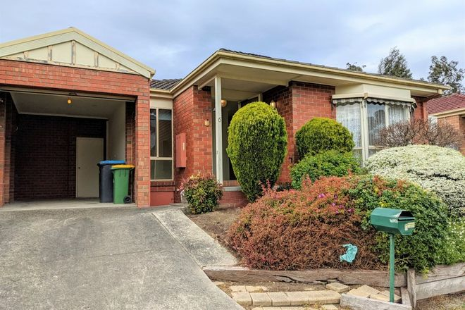 Picture of 6/10 St Elmo Avenue, FERNTREE GULLY VIC 3156