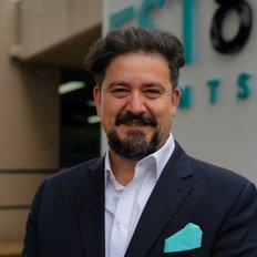 Alex Azimi, EST8 Agent