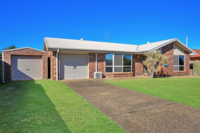 Picture of 12 Eaves Court, BUNDABERG EAST QLD 4670