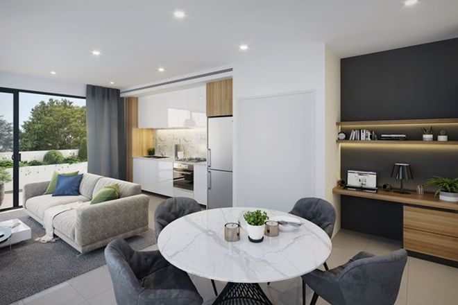 Picture of 8/21-23 Gladstone Street, BURWOOD NSW 2134