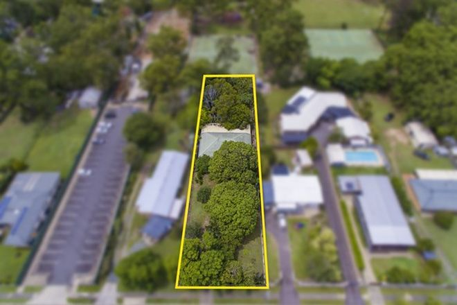 Picture of 36 Lamorna Street, ROCHEDALE SOUTH QLD 4123