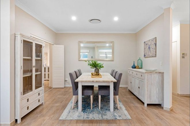 Picture of 1 Crookston Court, CARINDALE QLD 4152