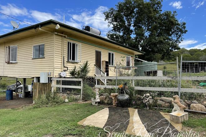 Picture of 87 Schubel Road, FRENCHES CREEK QLD 4310