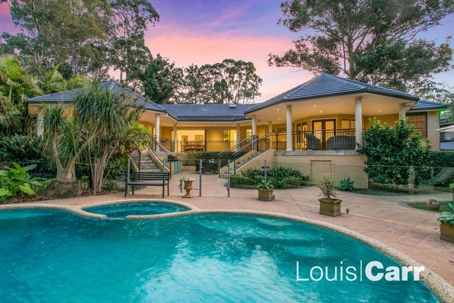 Picture of 60 Castle Hill Road, WEST PENNANT HILLS NSW 2125