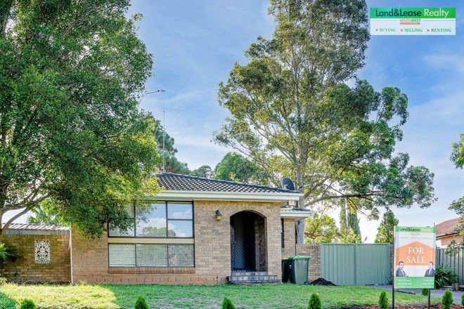 Picture of 26 Kimberley Street, LEUMEAH NSW 2560