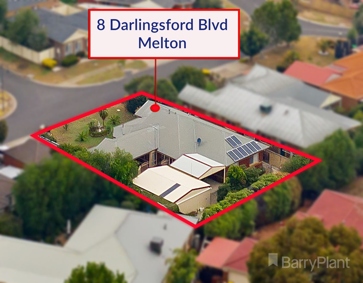 8 Darlingsford Boulevard, Melton VIC 3337, Image 1