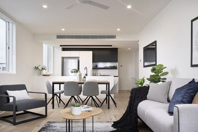 Picture of 606/8 Donkin Street, WEST END QLD 4101