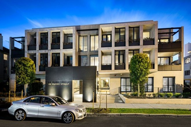 Picture of 9/45 Marne Street, SOUTH YARRA VIC 3141