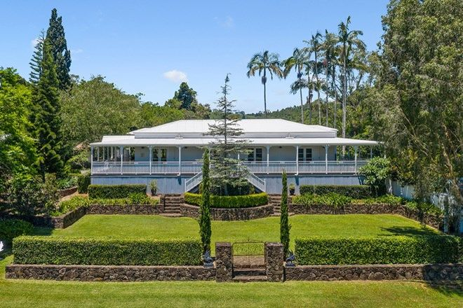 Picture of 390 Terania Creek Road, THE CHANNON NSW 2480