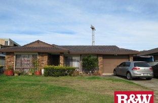 Picture of 31 Saxonvale Crescent,, Edensor Park NSW 2176