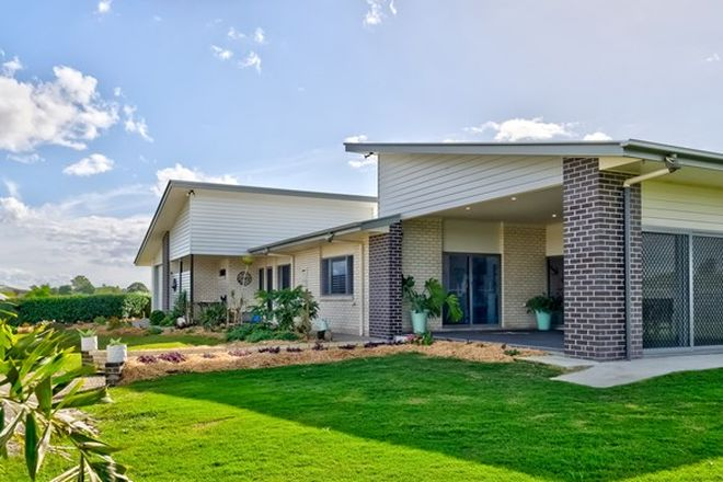 Picture of 251 Lower Mountain Road, DUNDOWRAN QLD 4655