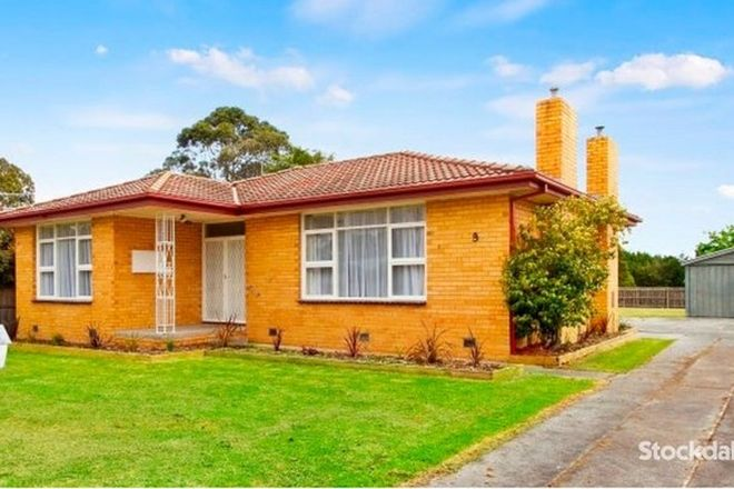Picture of 9 Davey Street, MORWELL VIC 3840