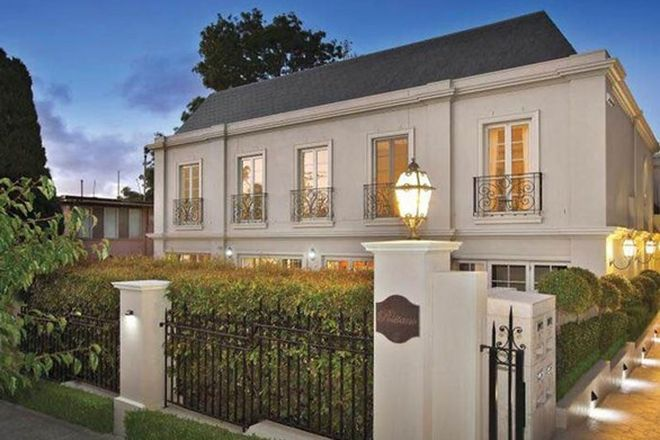 Picture of 4/9 Trawalla Avenue, TOORAK VIC 3142