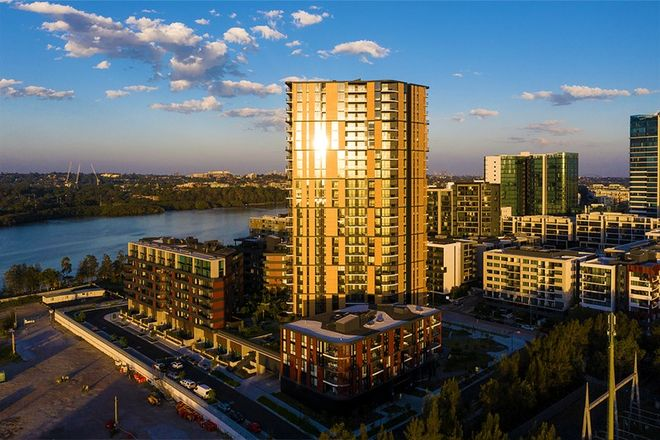Picture of A2804/14-16 Hill Road, WENTWORTH POINT NSW 2127