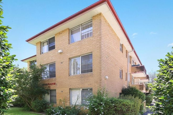 Picture of 4/10 Albert Street, HORNSBY NSW 2077
