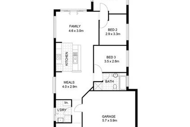 Picture of Lot 1438 Lynch Street, EVANSTON GARDENS SA 5116