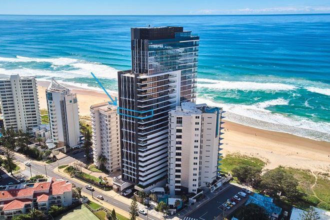 Picture of 1403/3 Northcliffe Terrace, SURFERS PARADISE QLD 4217