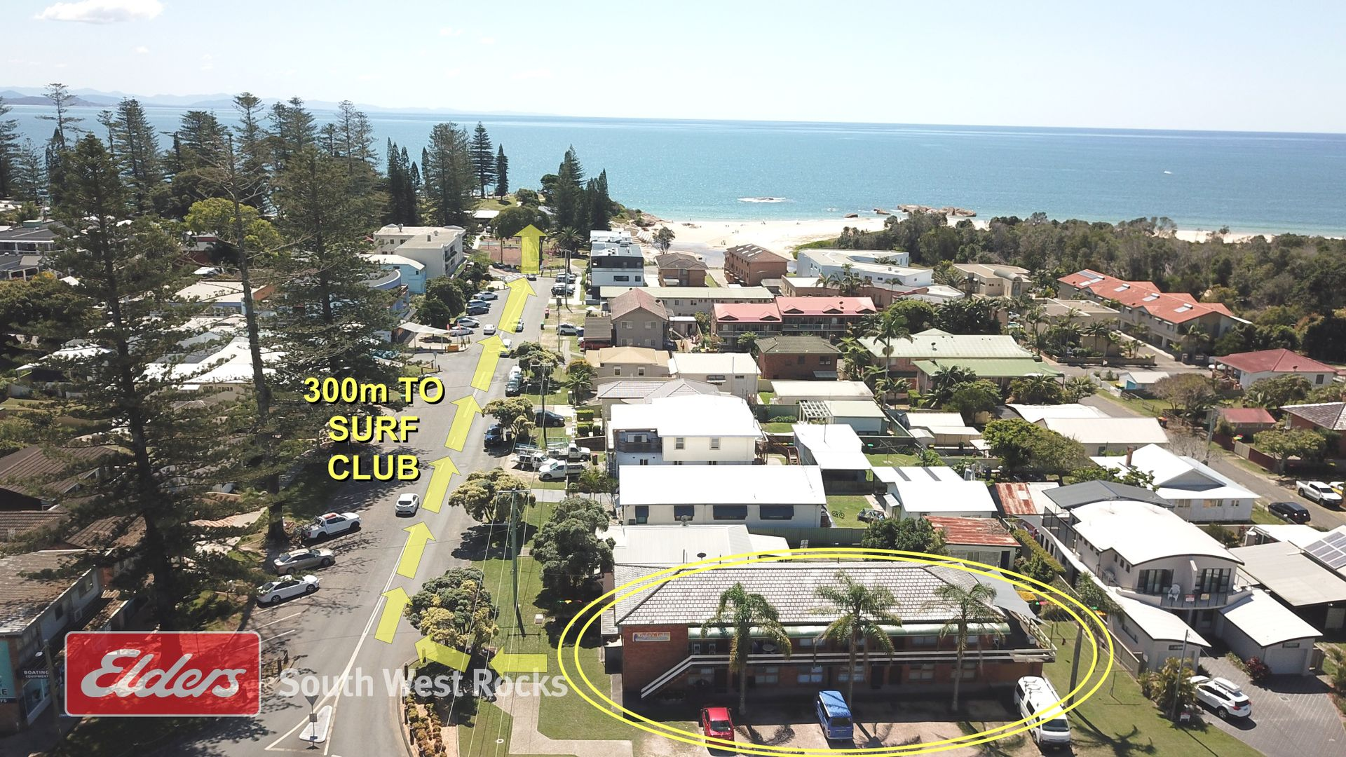 6/22 MEMORIAL AVENUE, South West Rocks NSW 2431, Image 1