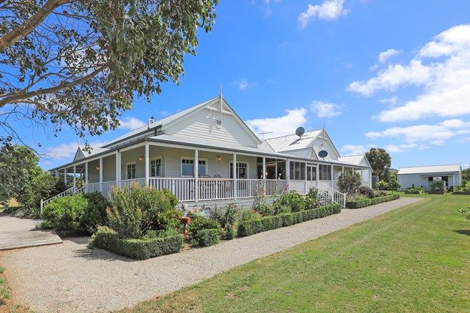 Picture of 1487 Bacchus Marsh Road, BULLENGAROOK VIC 3437