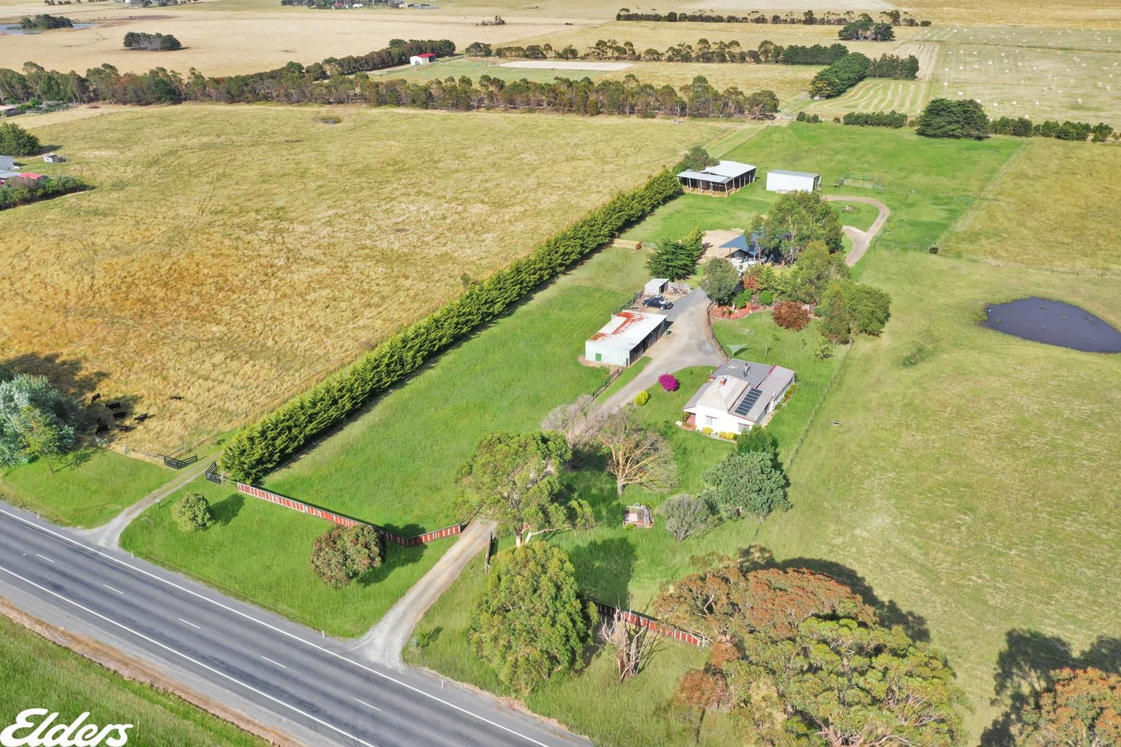 8585 SOUTH GIPPSLAND HIGHWAY, Yarram VIC 3971, Image 0