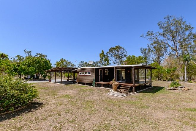 Picture of 4307 Dawson Highway, WOODERSON QLD 4680