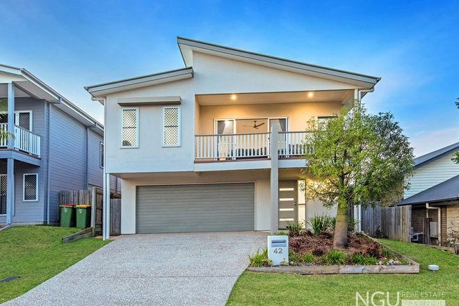 Picture of 42 Rosella Crescent, SPRINGFIELD LAKES QLD 4300