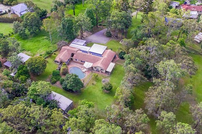 Picture of 447 Mount Glorious Road, SAMFORD VALLEY QLD 4520