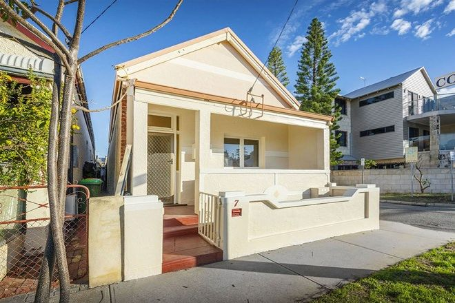 Picture of 7 South Street, SOUTH FREMANTLE WA 6162