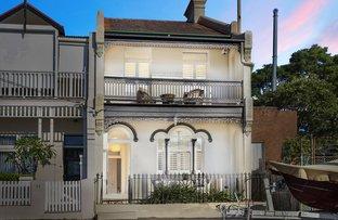 Picture of 44 Fitzroy Avenue, Balmain NSW 2041