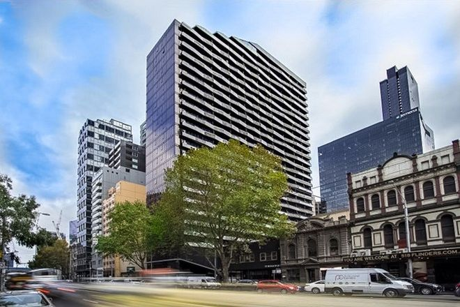 Picture of 508/7 Katherine Place, MELBOURNE VIC 3000