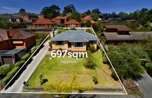 Picture of 10 Nottingwood Street, Doncaster East VIC 3109