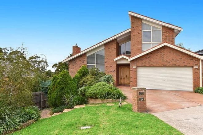 Picture of 1 Blackbird Rise, AVONDALE HEIGHTS VIC 3034