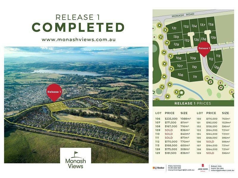 Release 1 Monash Views Estate, Newborough VIC 3825, Image 2