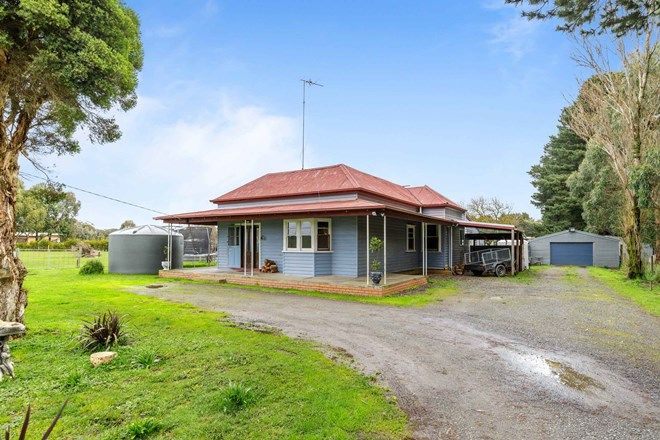Picture of 306 State Forest Road, ROSS CREEK VIC 3351