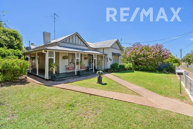 Picture of 59 Ferrier Street, LOCKHART NSW 2656