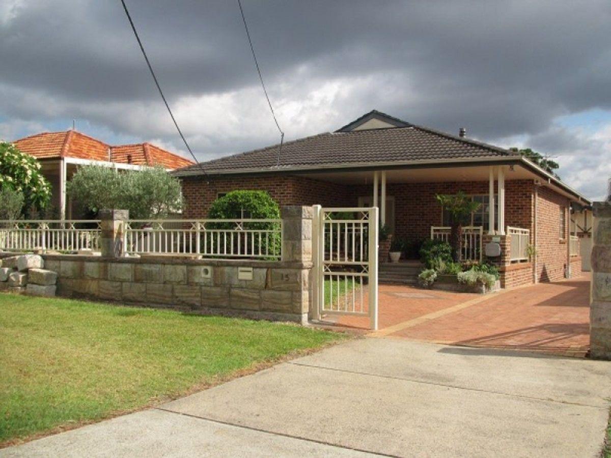 15 Cartwright Avenue, Merrylands NSW 2160, Image 0