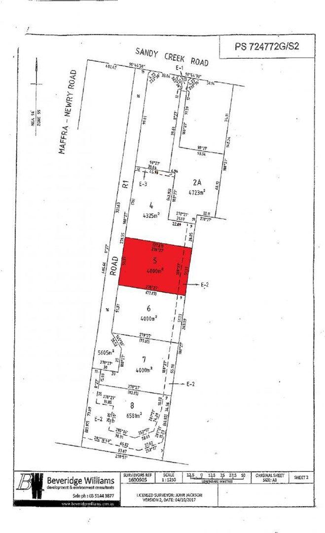 Lot 5 Sandy Creek Road, Maffra VIC 3860, Image 0