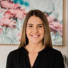 Olivia Rabbett, Sales representative