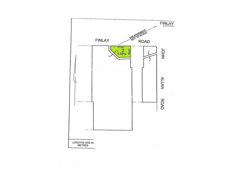 Lot 2 Finlay Road, Wyuna VIC 3620, Image 2