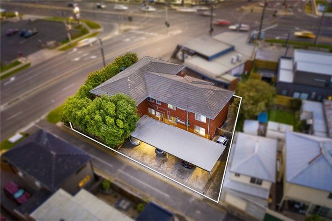 Picture of 1-6/3-5 Fyans Street, SOUTH GEELONG VIC 3220