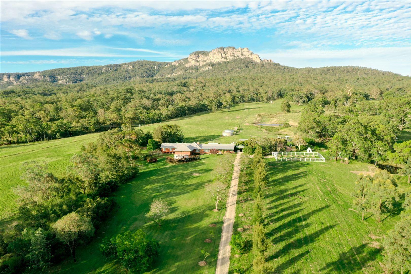 'The Plantation' 198 Dry Creek Rd, Scone NSW 2337, Image 1